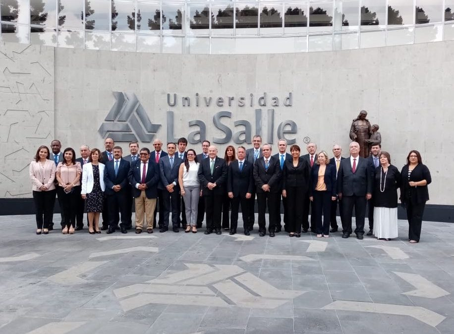 VIII Encuentro REALCUP en Universidad La Salle – Méjico